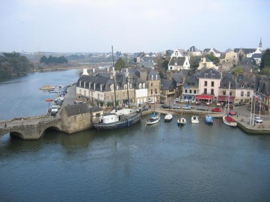 Port de St Goustan à Auray